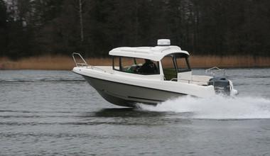 TG-boats by Freja Marine
