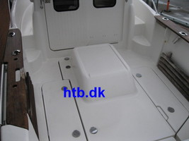 Quicksilver Arvor 215 m/VW diesel