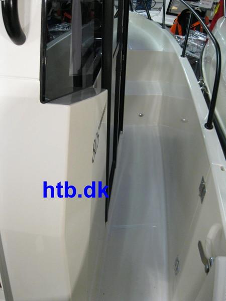 Quicksilver 805 Pilothouse m/Mercury 250 HP V8 Verado - DANMARKSPREMIERE !