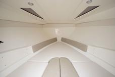 Bayliner 742 Cuddy med MerCruiser 6.2L MPI300hk benzinkatalysator, Bravo III