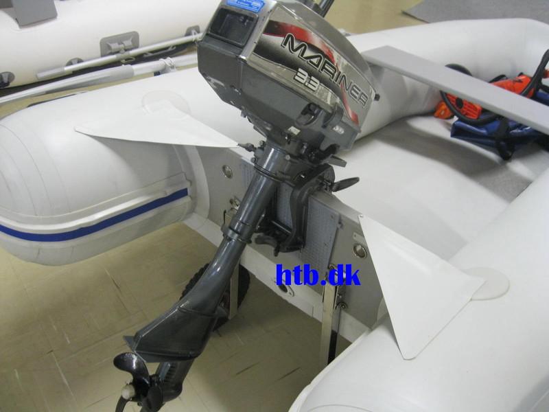 Valiant 260 Airdeck m/Mariner 3,3 hk