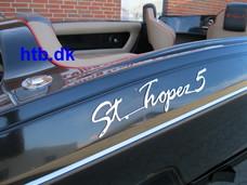 St. Tropez 5 m/Suzuki F115 hk