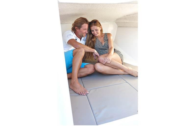Quicksilver 505 Cabin m/Mercury F60 hk EFI 4-takt