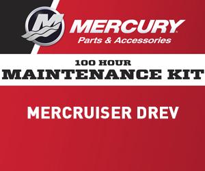 Mercruiser Drev 100 timer