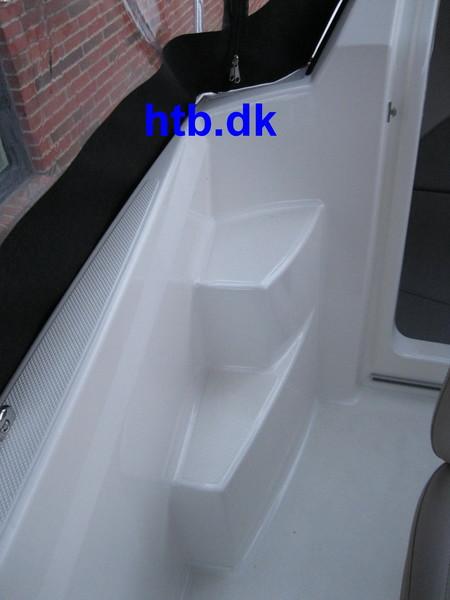 Quicksilver Activ 555 Cabin m/Mercury F115 hk