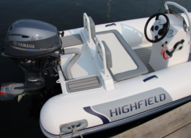 Highfield Classic Deluxe 340