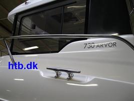 Quicksilver Arvor 730 m/QSD 150 hk 2,0l diesel - NU NEDSAT KR. 112.980 !