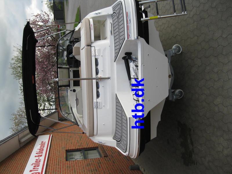 Bayliner VR5 OB Cuddy m/Mercury F200 hk XL DS